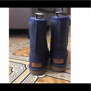 Ugg Dark blue women's SIZE 6